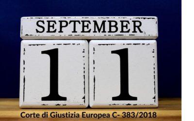 📌 L'11 settembre delle Banche: l'ineluttabilità della sentenza Lexitor ed il diritto al Rimborso dei costi per tutti coloro che hanno Estinto Anticipatamente o rinnovato una Cessione del Quinto